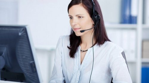 call centre in UK