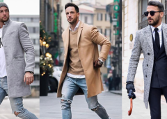 An ultimate men's guide – how to dress during winter?