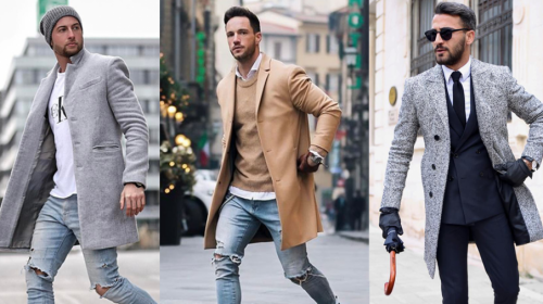 An ultimate men's guide – how to dress during winter