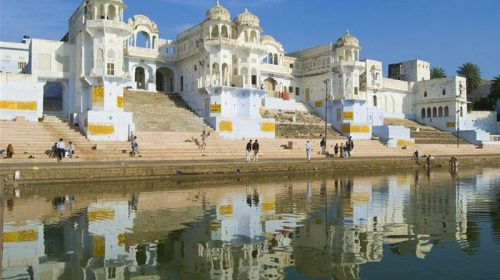 Golden Triangle Tour with Rajasthan