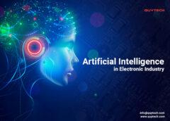 How Artificial Intelligence is Redefining the Electronic Industry?