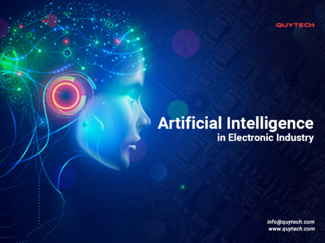 Artificial Intelligence in Electronic Industry