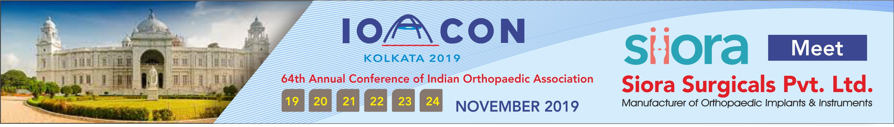 Orthopedic Conference in India