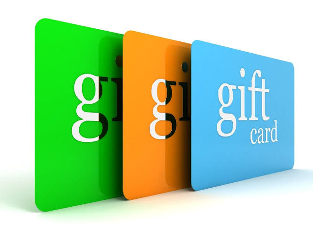 E-Gift Card Shopping
