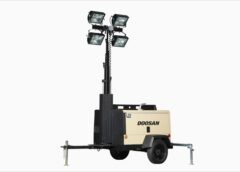 What are the advantages of using LED light towers?