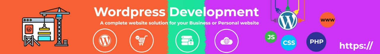 Wordpress Website Development Company in Noida