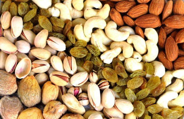 Dry fruits for Diwali