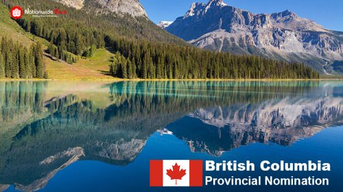 British Columbia Provincial Nomination