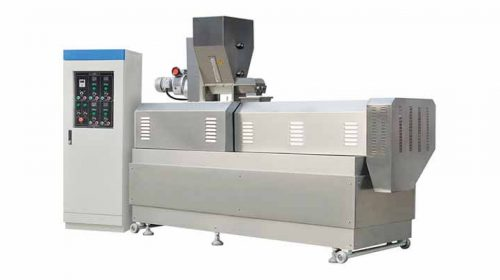 food extrusion machines