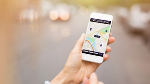 ride-hailing services